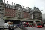 Перші враження на вокзалі Вікторія
